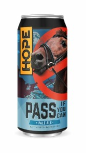 Hope Beer Passifyoucan Pale Ale Can 440ML
