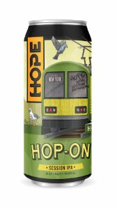 Hop Beer Hop-On Session IPA Can 440ML
