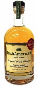 Irish American Whiskey Classic Blend 700ML