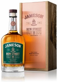 Jameson 18 Year Old Cask Strength Bow Street Edition 700ML