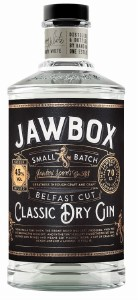 Jawbox Small Batch Gin 700ML