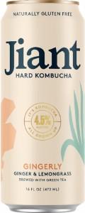 Jiant Gingerly Hard Kombucha 355ML