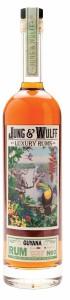 Jung & Wulff Guyana Rum 750ML