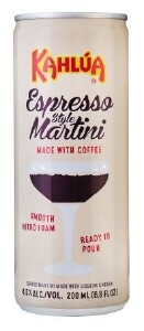 Kahlua Espresso Martini Can 200ML