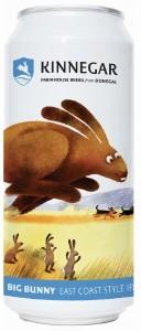 Kinnegar Big Bunny Can 440ML