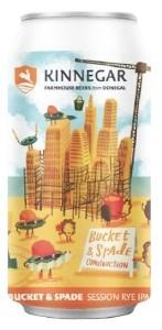 Kinnegar Bucket & Spade Can 440ML