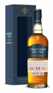 Knappogue Castle 12 Year Old Burgundy Cask 700ML