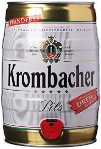 Krombacher Pils Mini-Keg 5L