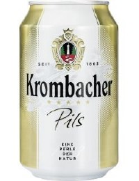 Krombacher Pils Can 24x330ML