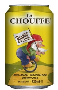 La Chouffe Blonde Can 330ML