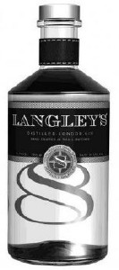 Langley's No.8 Distilled London Gin 700ML