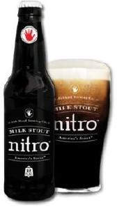 Left Hand Nitro Milk Stout Case 24x355ML