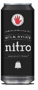 Left Hand Milk Stout Nitro Can 404ML