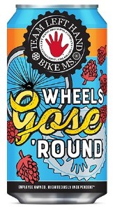 Left Hand Wheels Gose Round Can 355ML