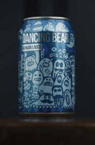 Magic Rock Dancing Bear German Lager Can 330ML