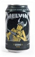 Melvin Brewing 2 x 4 IIPA Can 355ML