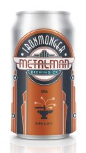 Metalman Ironmonger IPA Can 330ML