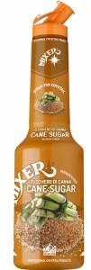 Mixer Cane Sugar Syrup 1L