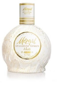 Mozart White Chocolate 500ML