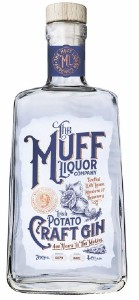 Muff Liquor Company Irish Potato Craft Gin 700ML