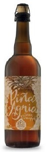Odell's Pina Agria Sour Pineapple 750ML