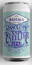 Rascal's Absolute Brut IPA Can 440ML