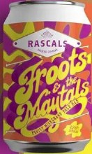 Rascal's Froots & The Maytals Can 330ML