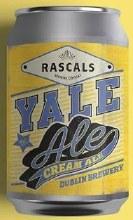 Rascal's Yale Cream Ale Can 330ML
