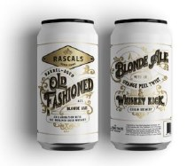 Rascal's Old Fashioned Blonde Ale 440ML