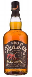 Red Leg Spiced Rum 700ML