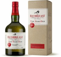 Redbreast 10 Year Old Single Pot Still Irish Whiskey 700ML