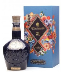 Royal Salute 21 Year Old Sapphire Flagon Special Edition 700ML