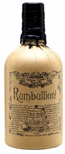 Rumbullion! Spiced Rum 700ML