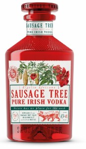 Sausage Tree Pure Irish Vodka 700ML