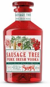 Sausage Tree Pure Irish Vodka 700ML