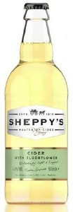 Sheppy's Cider With Elderflower 500ML