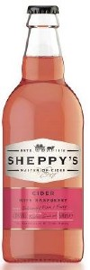 Sheppy's Cider With Raspberry 500ML