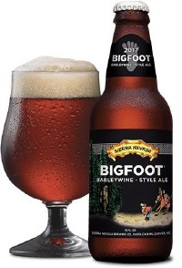 Sierra Nevada Bigfoot 2017 355ML