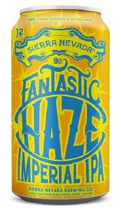 Sierra Nevada Fantastic Haze Imperial IPA Can 355ML