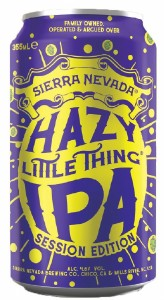 Sierra Nevada Hazy Little Thing Session Edition Can 355ML