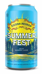 Sierra Nevada Summerfest Can 355ML