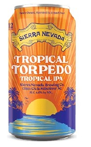 Sierra Nevada Tropical Torpedo IPA Can 355ML