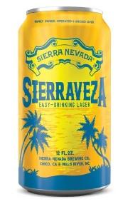 Sierraveza Lager Can 355ML