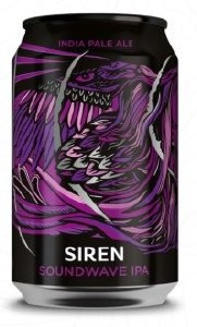 Siren Soundwave IPA Can 330ML