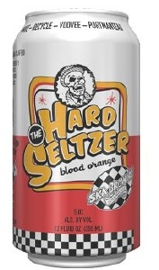 Ska Brewing Hard Seltzer Blood Orange Can 355ML