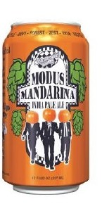 Ska Brewing Modus Mandarina IPA Can 355ML