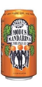 Ska Brewing Modus Mandarina IPA Can 355ML