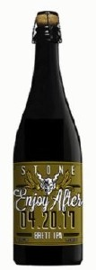 Stone Brewing Enjoy After 04.20.17 750ML