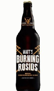 Stone Brewing Matt's Burning Rosids 650ML