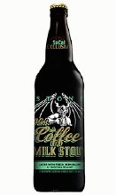 Stone Brewing Mint Coffee Milk Stout 650ML